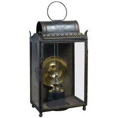 Large Early 19th Century French Toleware Lantern