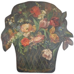 Edwardian Floral Basket Dummy Board