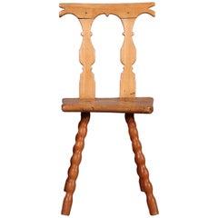 Swiss Alp Chair
