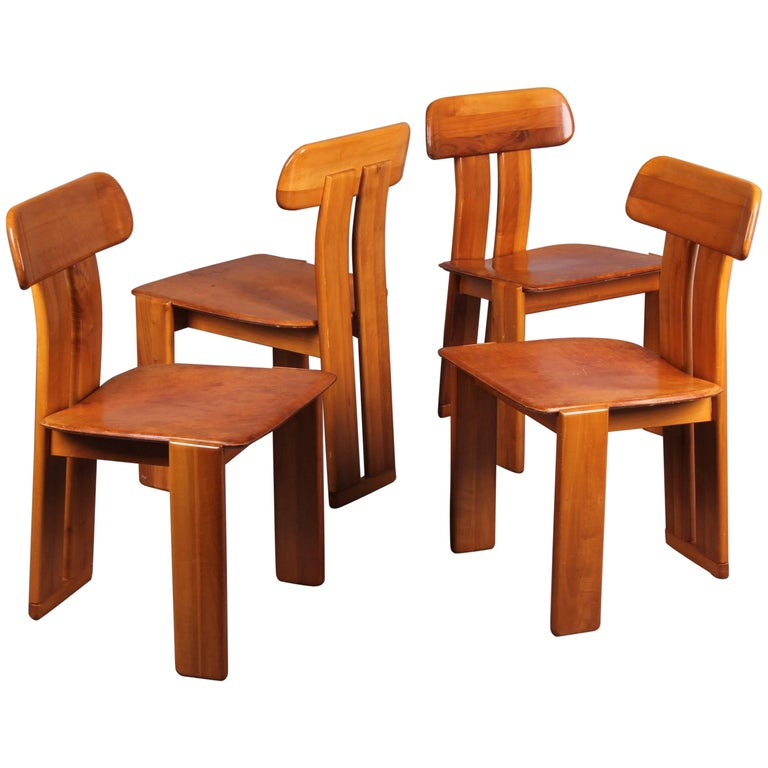 Tobia and Afra Scarpa Chairs 1