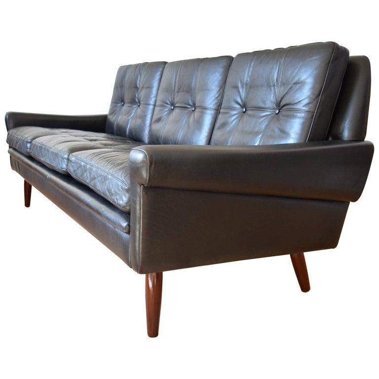 danish vintage sofa from skipper m bler 1960s at 1stdibs