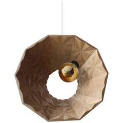 Alex Earl Horn Pendant Light Solid Timber Pendant Light