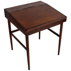 Finn Juhl NV-40 Desk for Niels Vodder in Rosewood, 1940