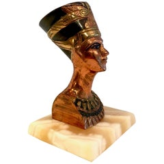 Sphinx Cleopatra Paper Weight Desk Accessory