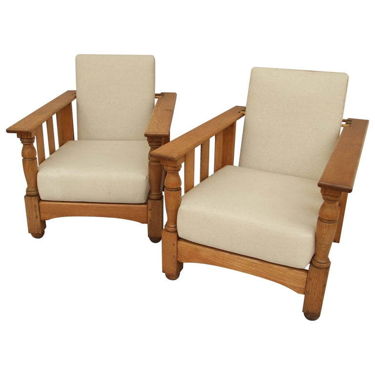 Pair of Ercol Armchairs at 1stdibs