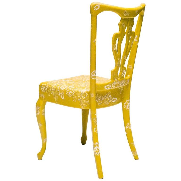 Jurgen bey st petersburg chair 2003 dutch design for for Dutch design chair karton