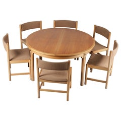 Dining Set by Børge Mogensen for Karl Andersson & Söner, Denmark, circa 1960