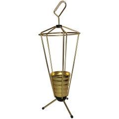 1950s Tripod Umbrella Stand