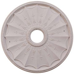 """Williamsburg"" Plaster Ceiling Medallions"