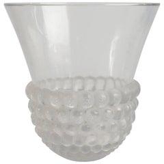 """René Lalique Vase """"Graines"""""""