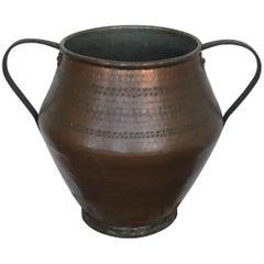 Vintage Copper Urn