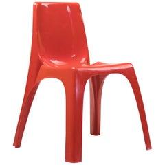 Kartell 4850 Chair by Georgina Castiglioni, Giorgio Gaviraghi and Aldo Lanza