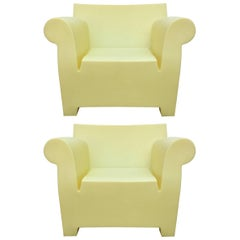 Pair of Philippe Starck Bubble Chairs