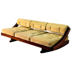 Superb Champagne Colored Sormani Sofa / Daybed GS 195 by Gianni Songia