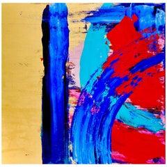 "Brady Legler ""Wonderland"" Acrylic on Canvas, 2017"