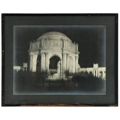 Secessionist Photograph Pan-Pacific International Exposition, circa 1915
