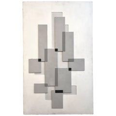 Relief Blanc by Pierre Martin Gueret, 1963