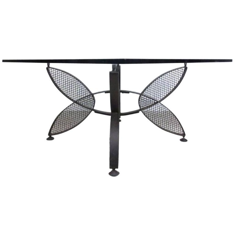 Maurizio Tempestrini Butterfly Cocktail Table, Outdoor For Sale
