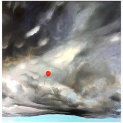 """Sky 40"" by James Van Fossan"