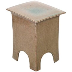 Tariki Studio Ceramic Table or Stool
