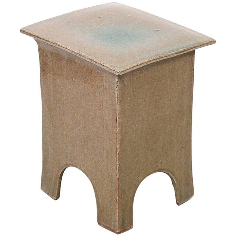 Tariki Studio Ceramic Table or Stool 1