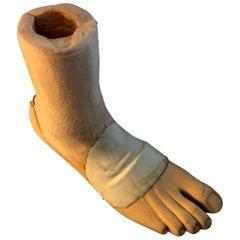 Vintage Prosthetic Foot