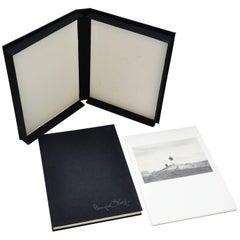 Rare Signed and Numbered Georgia O'Keeffe Folio, Viking Press, 1976