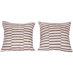 Pillow Cases Made Out of a Vintage Anatolian Kilim