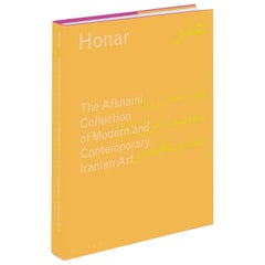 Honar, the Afkhami Collection of Modern and Contemporary Iranian Art Book
