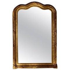 Large 19th Century Gilt Mirror