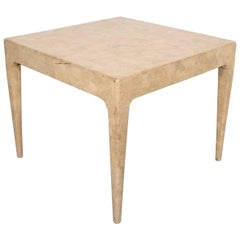 Occasional Side Table in the Style of Aldo Tura