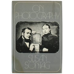 On Photography by Susan Sontag, First Edition