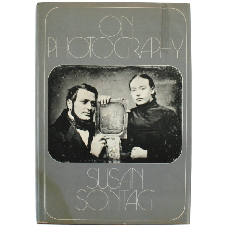 On Photography by Susan Sontag, First Edition For Sale
