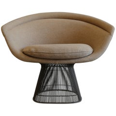 Bronze Lounge Chair by Warren Platner for Knoll
