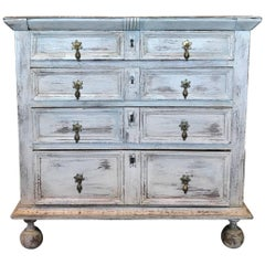 Antique English Chest of Drawers, circa 1810