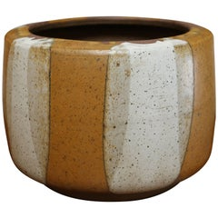Flame Glazed Planter by David Cressey for Architectural Pottery