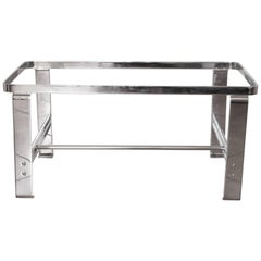 Art Deco Machine Age Wolfgang Hoffmann For Howell Cocktail Table Rectangular