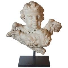 17th Century Italian Marble Head
