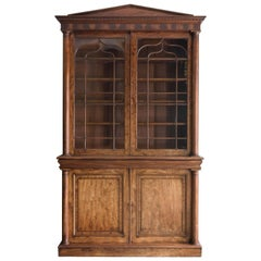 William IV, Mahogany Bookcase