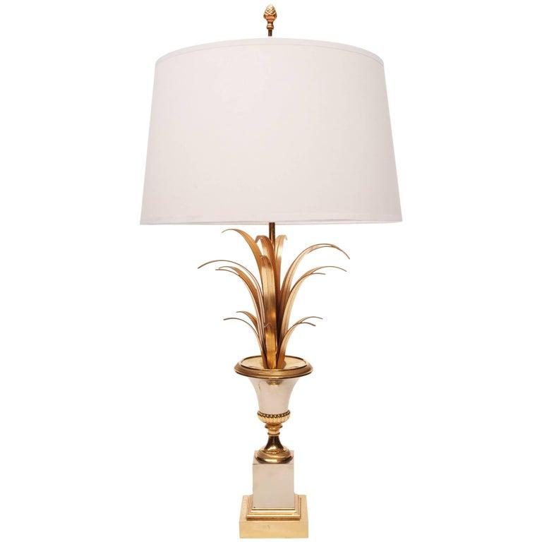 Maison Charles Style Pineapple Lamp