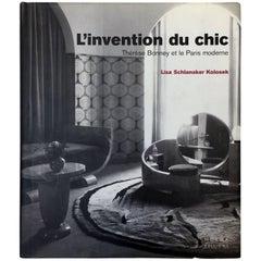 """L'invention du chic"" Book"