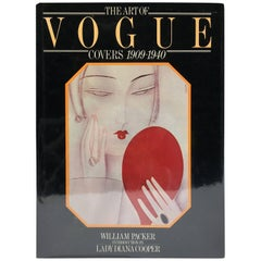 Art of Vogue Covers, 1909-1940