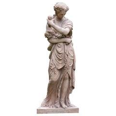 Coade Stone Figure