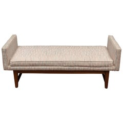 Mid-Century Modern Bench by Selig