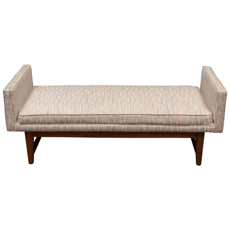 Mid-Century Modern Bench by Selig 1