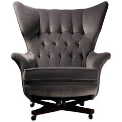 G Plan Swivel Lounge Chair Model 62