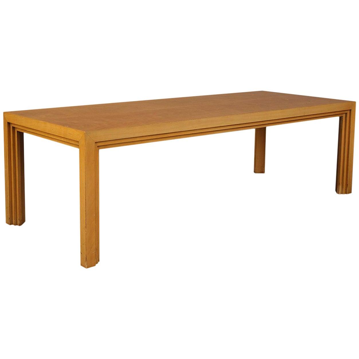 T.H. Robsjohn-Gibbings Low Table