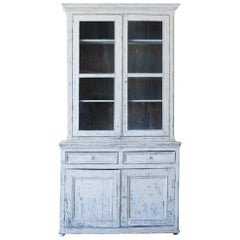 Farmhouse Style Antique Cabinet, 1880