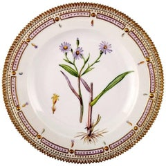 Royal Copenhagen Flora Danica Dinner Plate