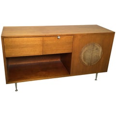 George Nelson Primavera Stereo Cabinet Console for Herman Miller